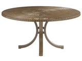 St Tropez Round Dining Table by shopbarclaybutera