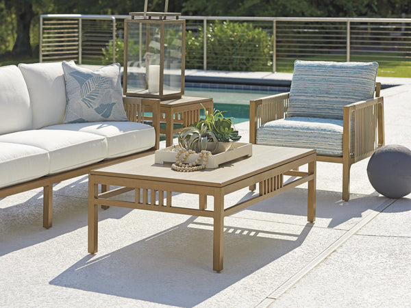 St Tropez Rectangular Cocktail Table by shopbarclaybutera