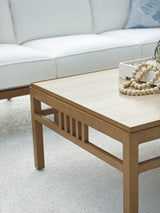 St Tropez Rectangular Cocktail Table