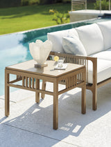 St Tropez Rectangular End Table