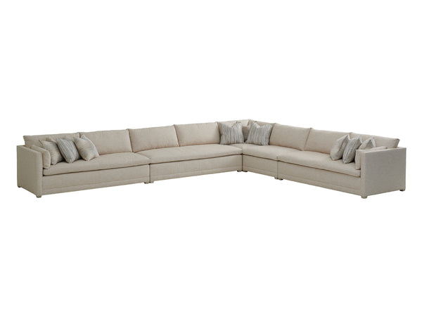 Colony Sectional w/ Left Arm Facing Love Seat by shopbarclaybutera