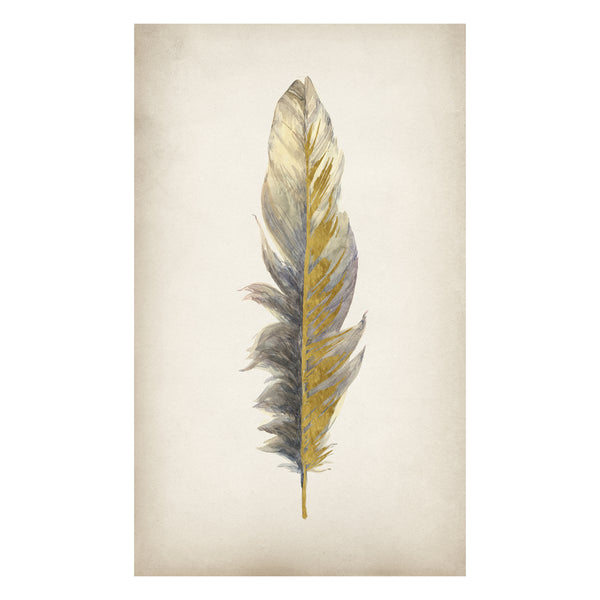 Gilded Feathers II by shopbarclaybutera