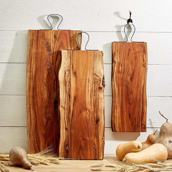 Communal Table Serving Boards, Set of 3