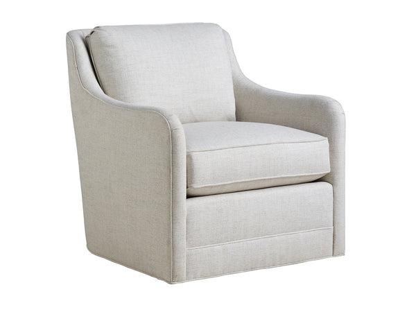 Glennhaven Swivel Chair by shopbarclaybutera