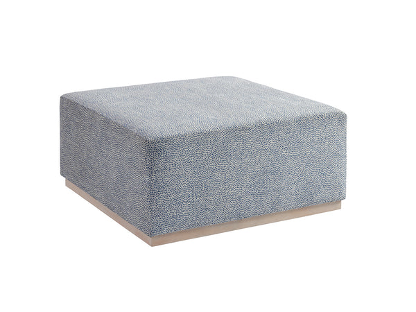 Clayton Cocktail Ottoman by shopbarclaybutera