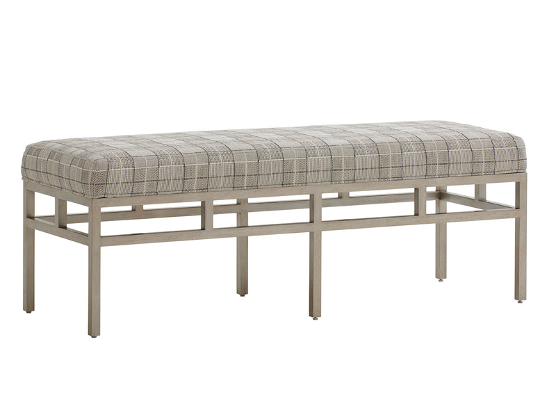 Lucca Metal Bench by shopbarclaybutera