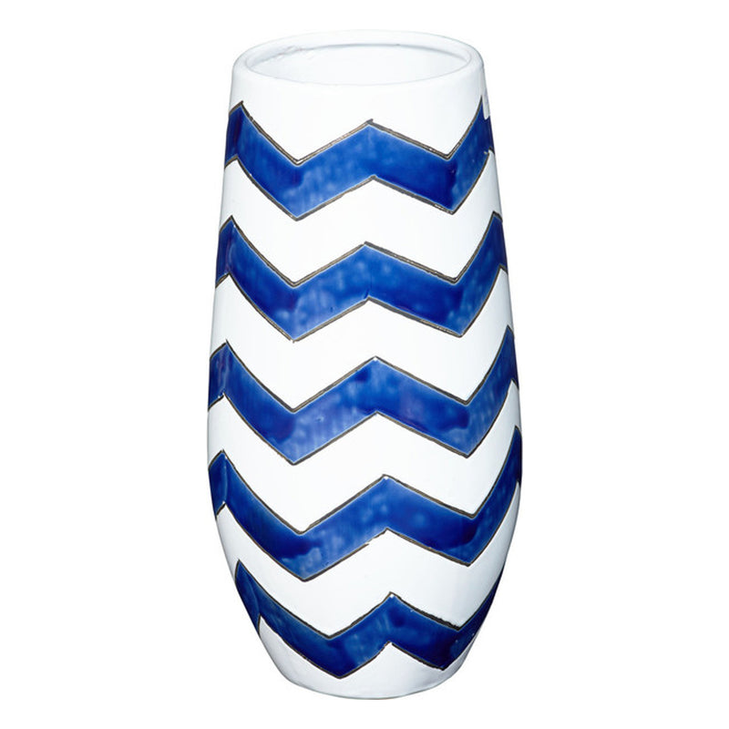 Chevron Vase by shopbarclaybutera