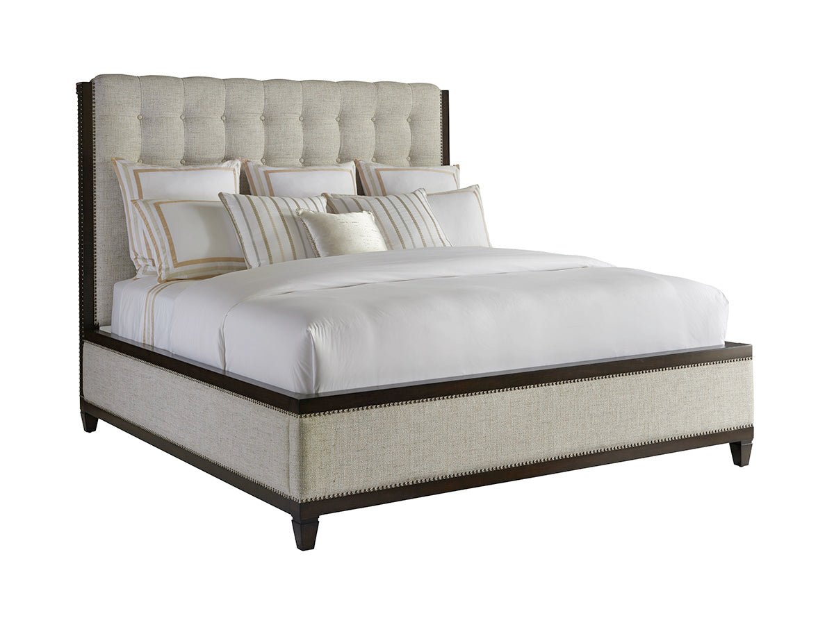 Bristol Tufted Upholstered Bed