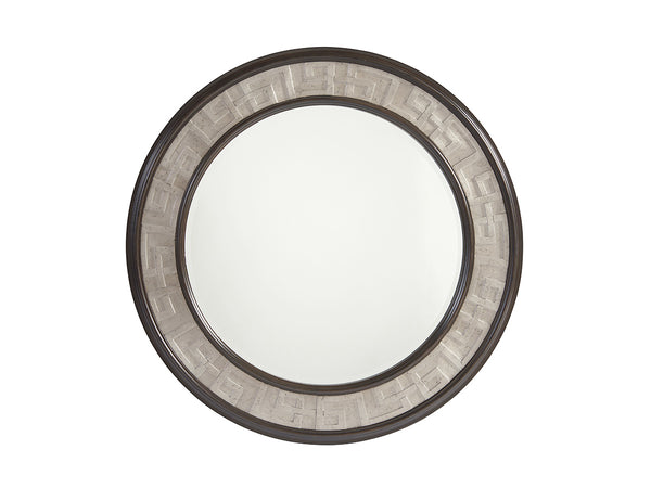 Georgina Round Mirror by shopbarclaybutera