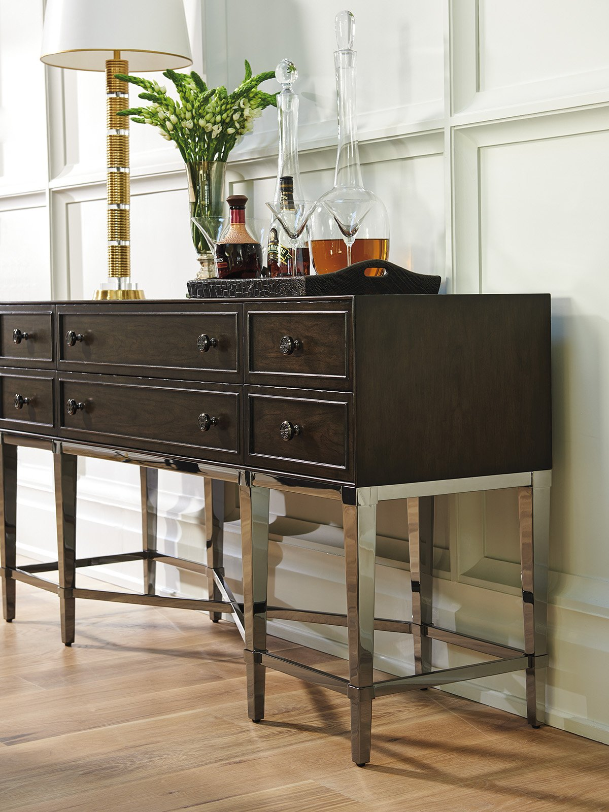 Fairfax Sideboard by shopbarclaybutera