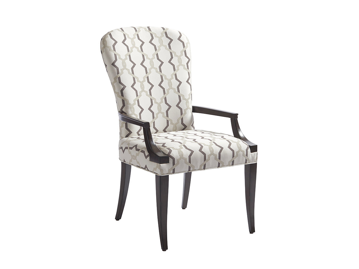 Schuler Upholstered Arm Chair by shopbarclaybutera