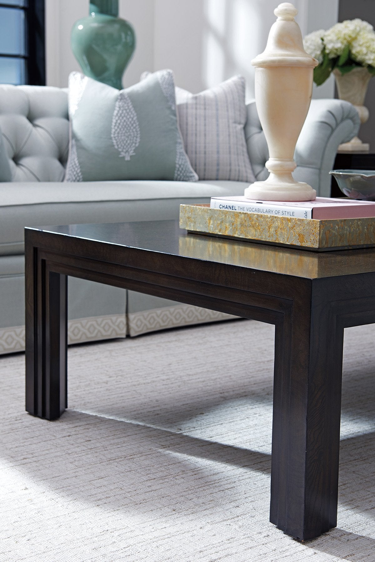 Essex Rectangular Cocktail Table by shopbarclaybutera