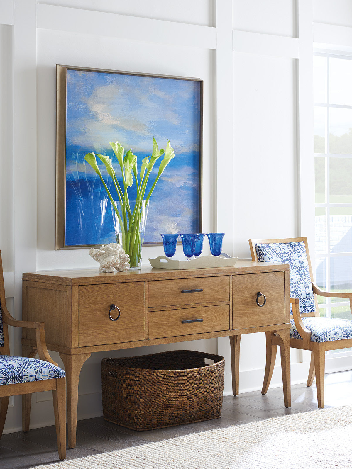 Seaside Sideboard in Sandstone