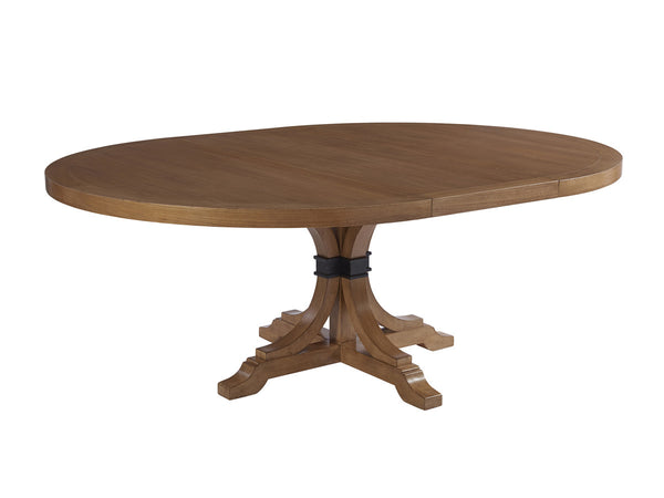 Magnolia Round Dining Table by shopbarclaybutera