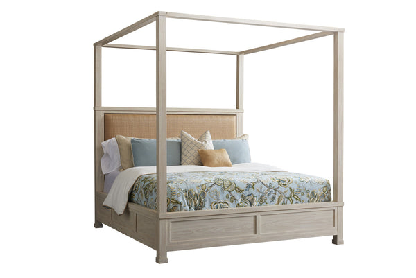 Copy of Shorecliff Canopy Bed in Sailcloth