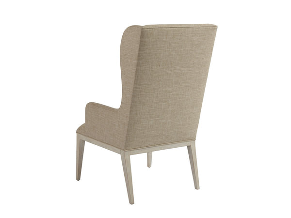 Seacliff Host Wing Chair by shopbarclaybutera