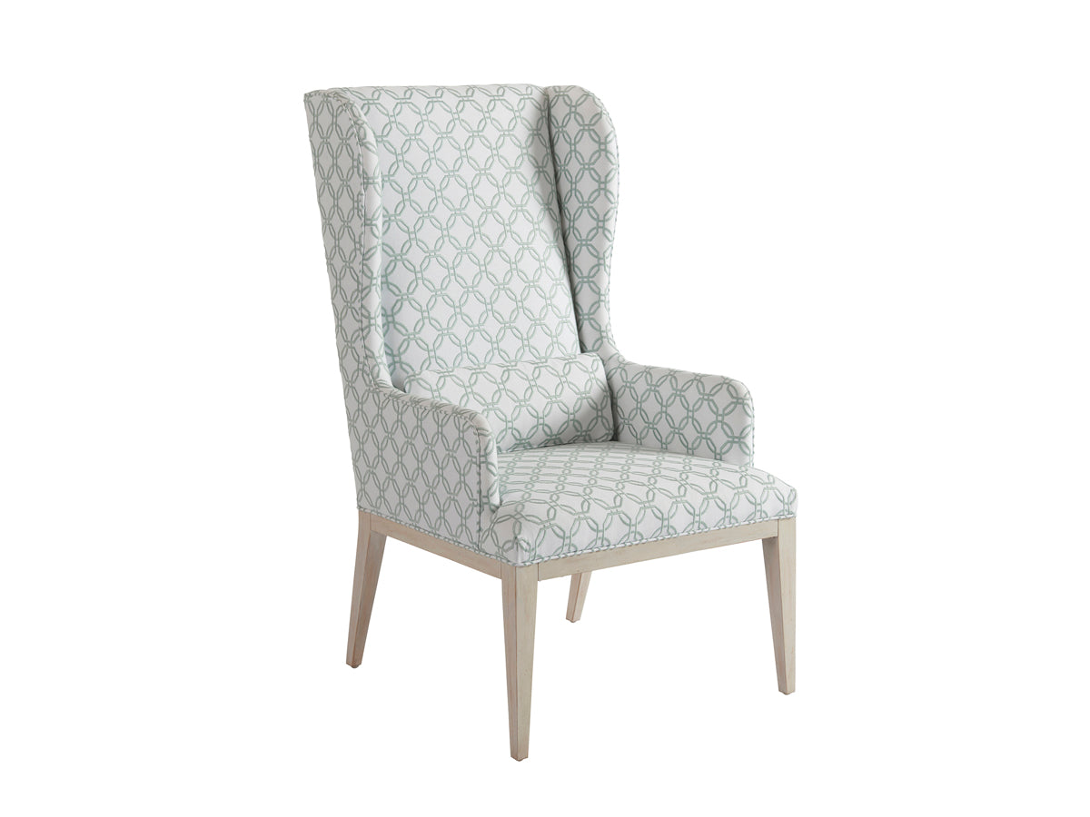 Seacliff Host Wing Chair