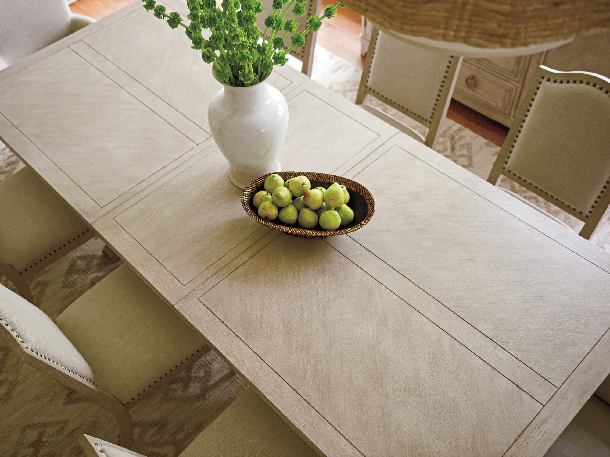 Rockpoint Rectangular Dining Table by shopbarclaybutera