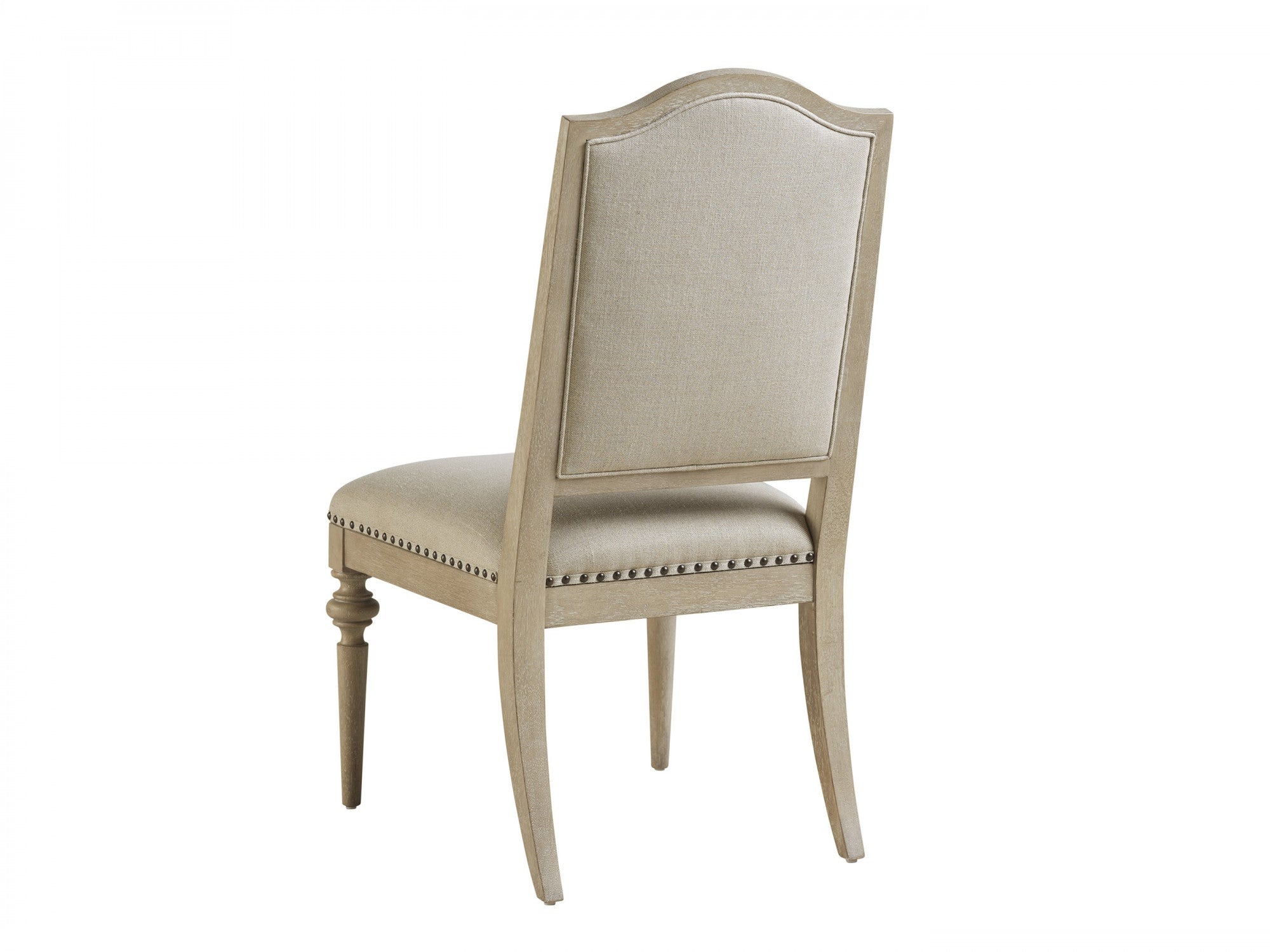 Aidan Upholstered Side Chair in Moonshadow