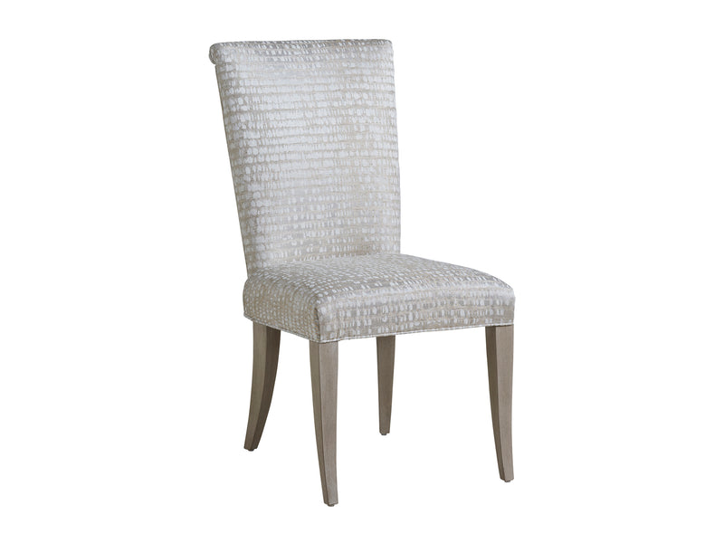 Serra Upholstered Side Chair by shopbarclaybutera