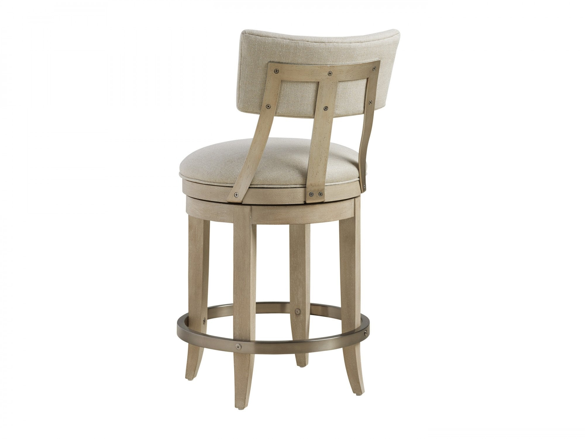 Cliffside Swivel Upholstered Counter Stool