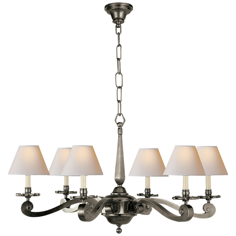 Myrna Chandelier by Alexa Hampton