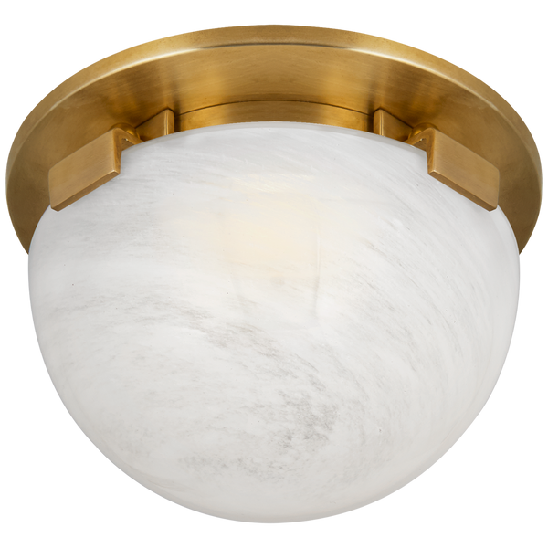"Serein 5.5"" Solitaire Flush Mount by AERIN"