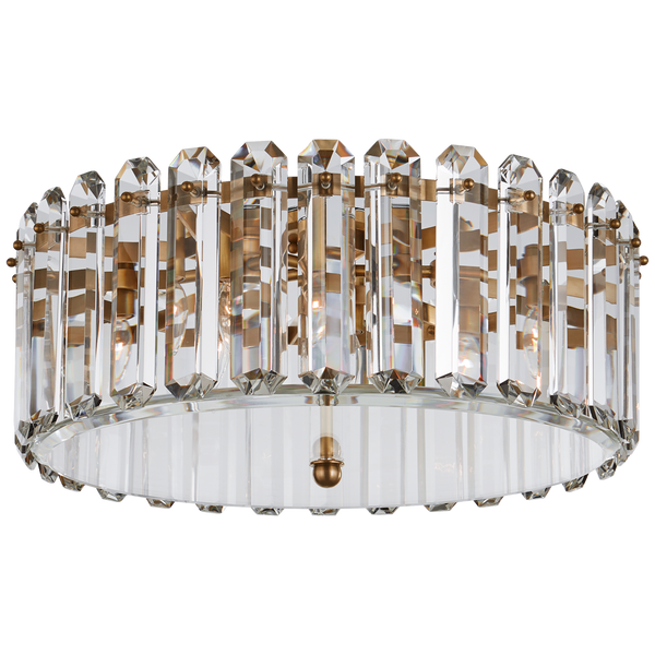 Bonnington Large Flush Mount by AERIN