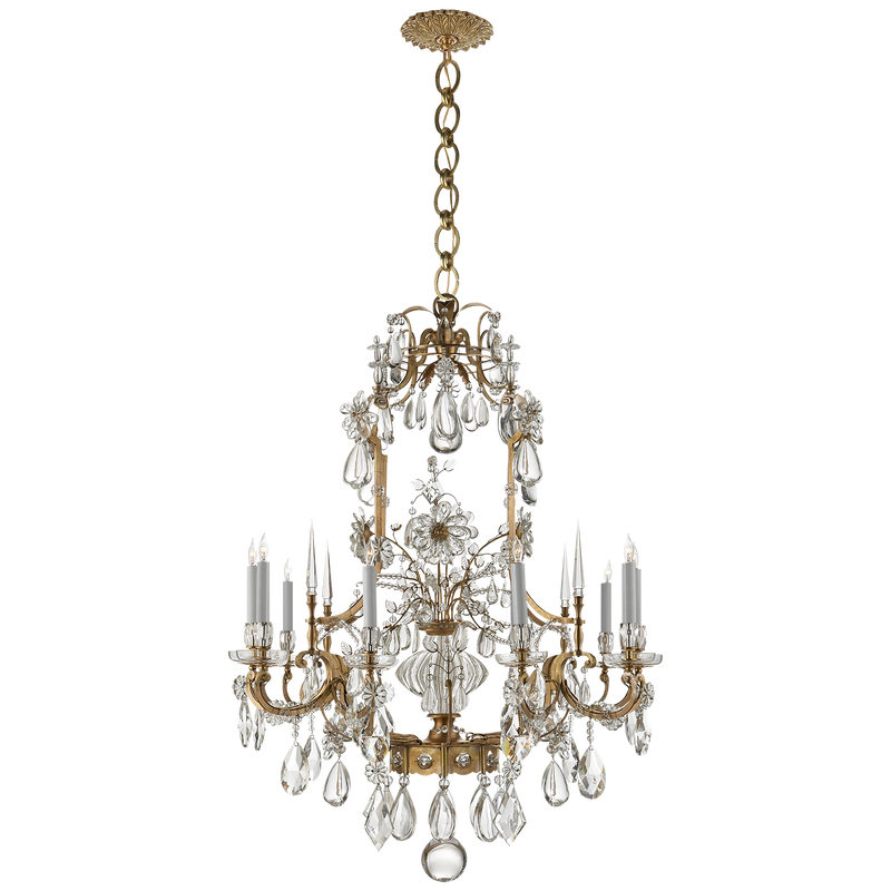 Vestry Chandelier by AERIN