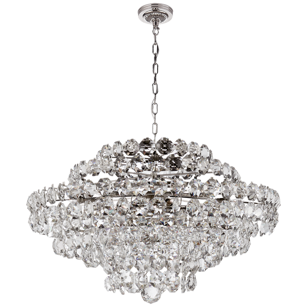 Sanger Large Chandelier by AERIN