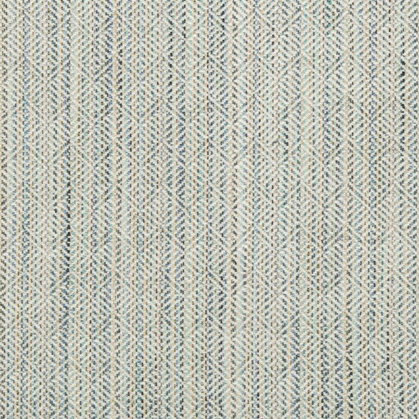 Arcus Strie Fabric in Sky