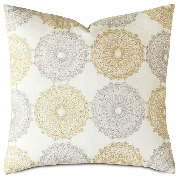 Kittery Dusk Accent Pillow