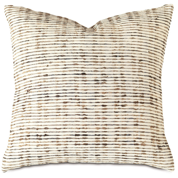 Belin Pebble Knife Edge Accent Pillow