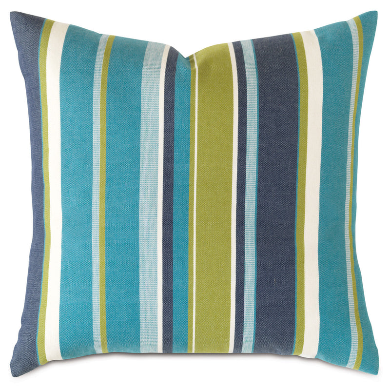 Piperton Marine Knife Edge Accent Pillow
