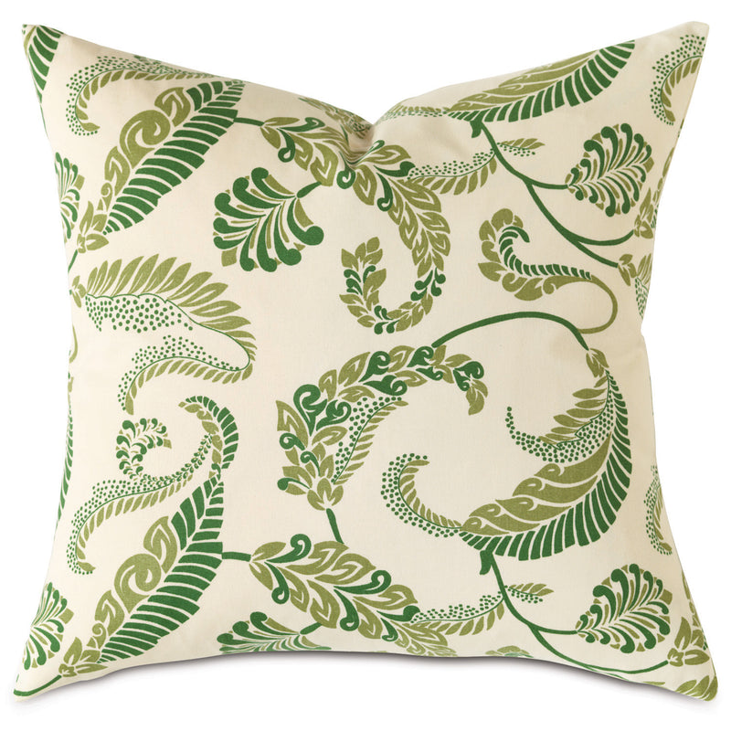 Malina Forest Knife Edge Accent Pillow