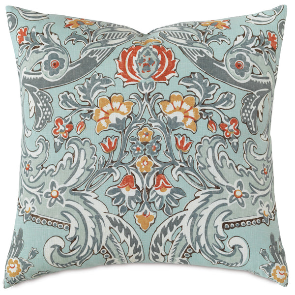 Kira Bouquet Accent Pillow