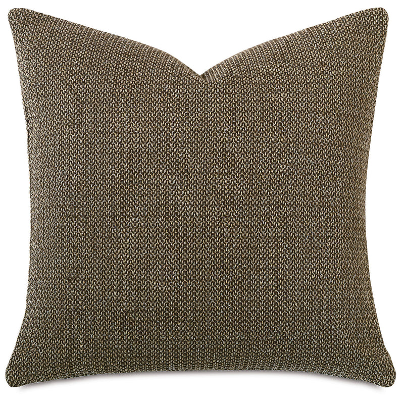 Maligard Chocolate Accent Pillow