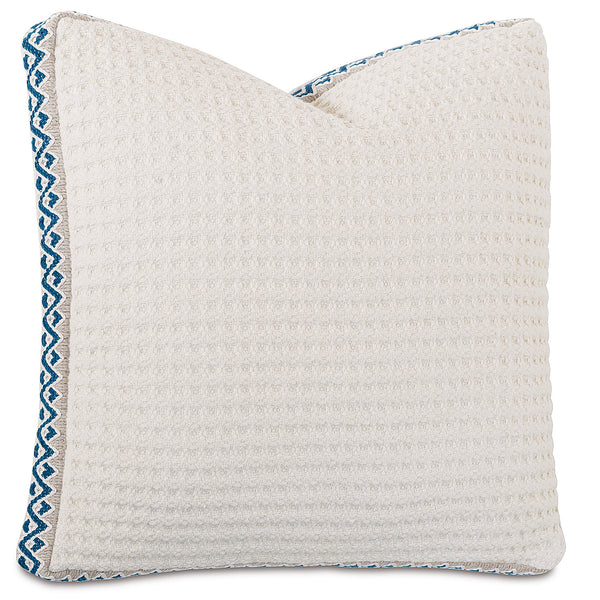 Honeycomb Natural Boxed Accent Pillow