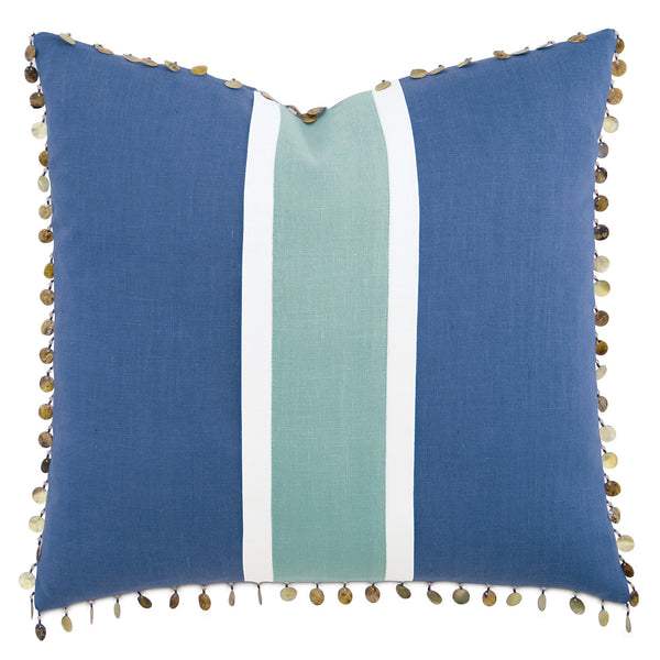 Breeze Aqua Accent Pillow