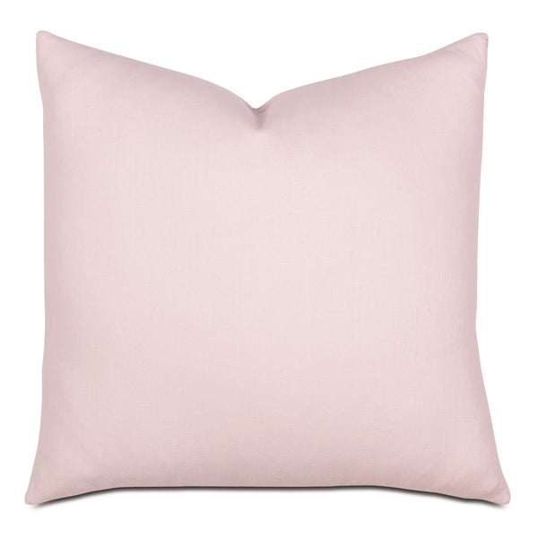 Priya Blush Knife Edge Accent Pillow