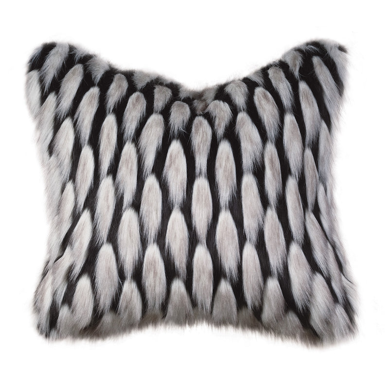 Jadis Onyx Accent Pillow