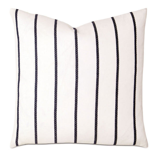 Spectator Noir Decorative Pillow