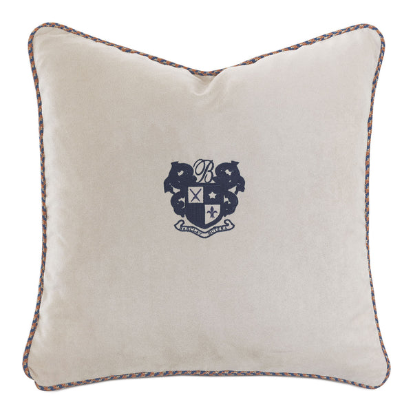 Ladue Faux Suede Accent Pillow