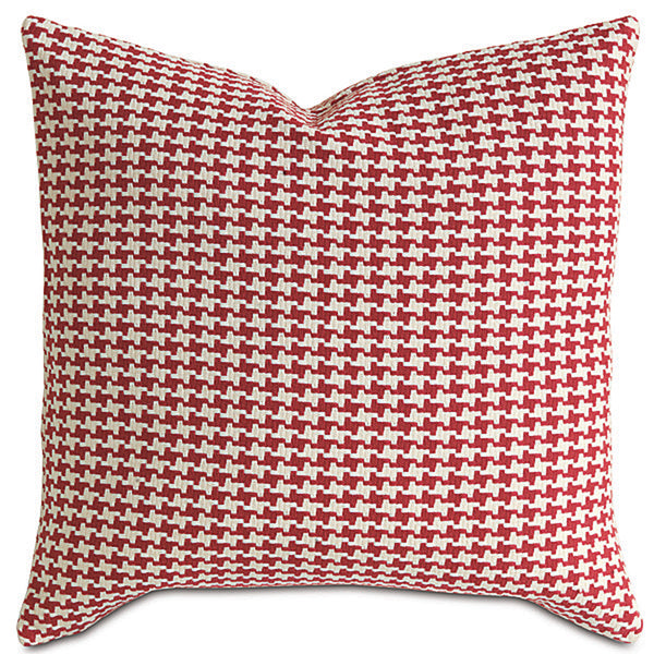 Bowline Rouge Accent Pillow