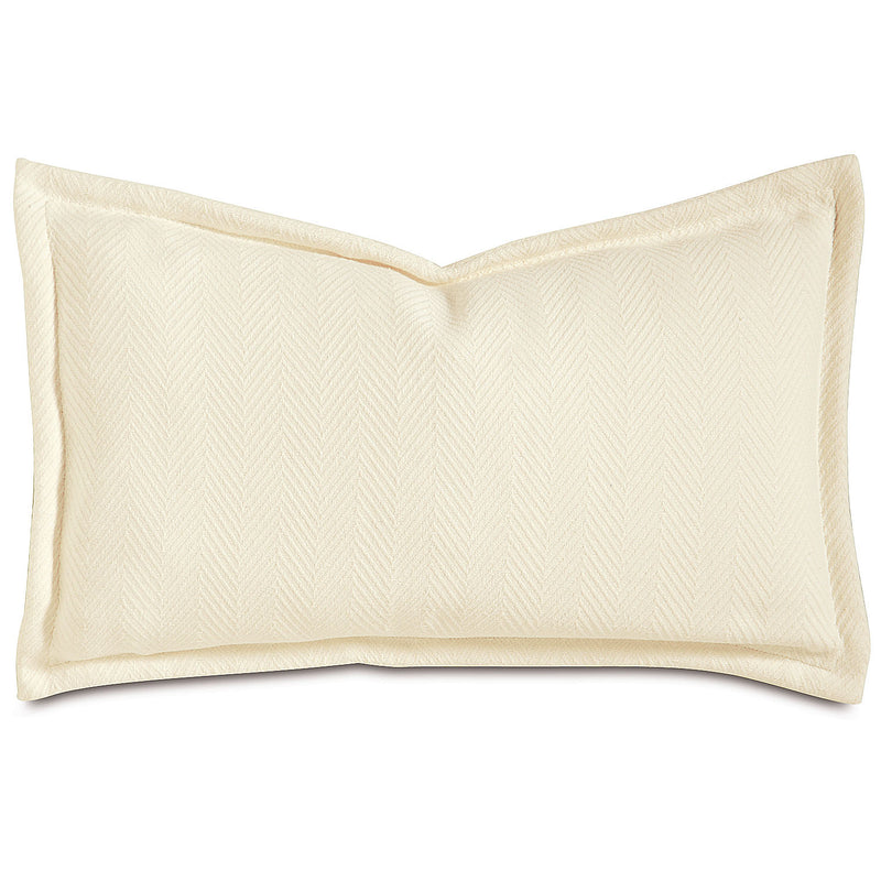 Wilke Ivory Accent Pillow