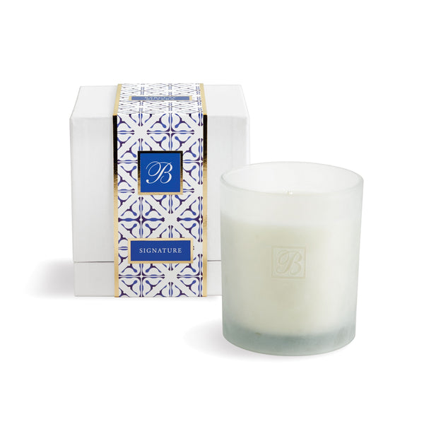 Soy Wax Candle Signature design by shopbarclaybutera