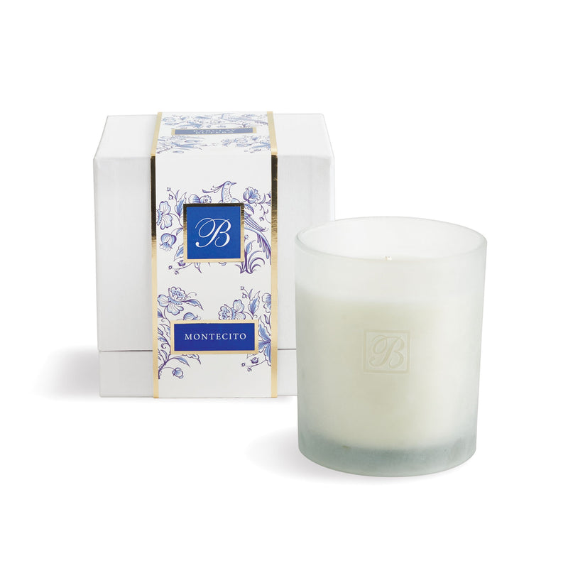 Soy Wax Candle Montecito design by shopbarclaybutera