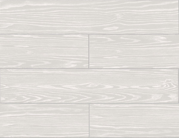 Bam Board Grey Wallcovering from the Living in Style Collection