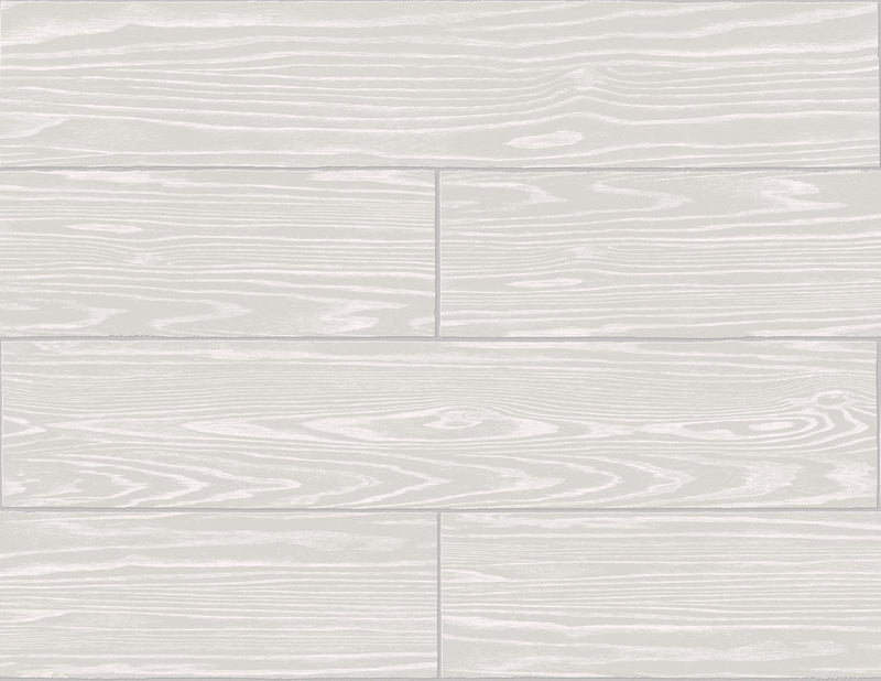 Sample Bam Board Grey Wallcovering