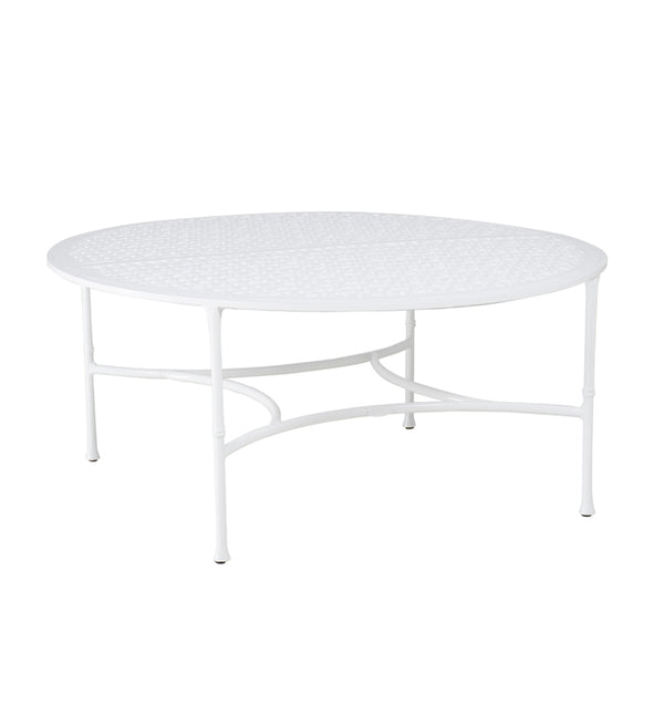 Savannah Round Chat Table